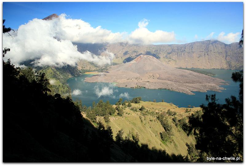 wulkan Rinjani