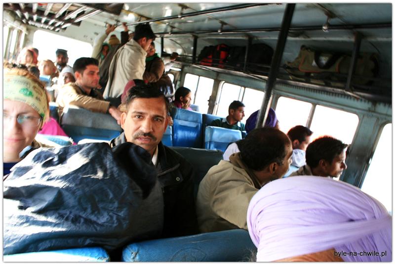 Ostatnie godziny wpodróży doAmritsaru.