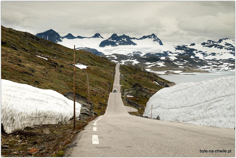 Jotunheimen Sognefjellet Norway Norwegia