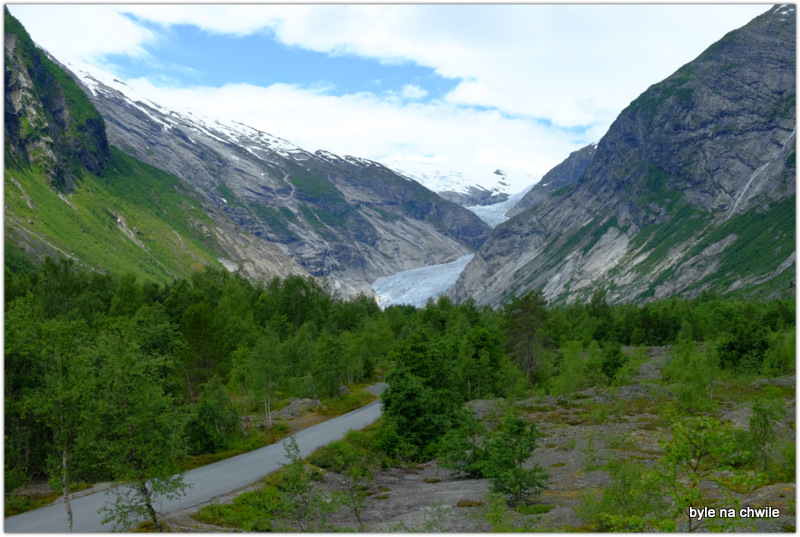 Jostendalbreen Nigardsbreen