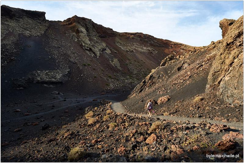 wulkan Lanzarote