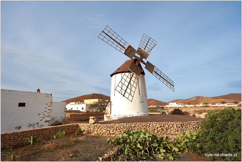 wiatraki Fuertaventura