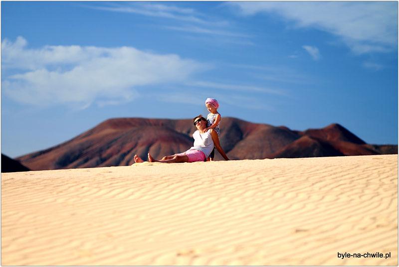 Dunas de corralejo wydmy piaskowe fuerteventura