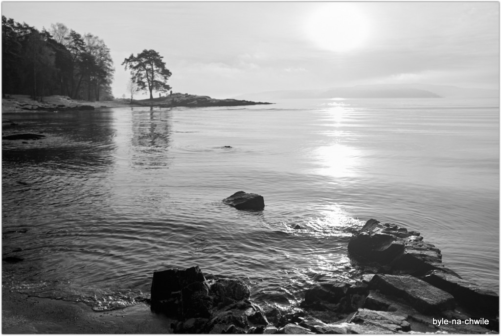 Oslo plaże fiord