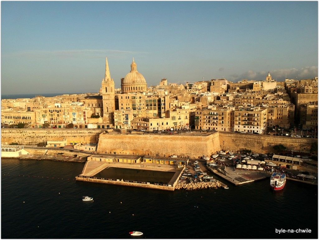 Valletta blog podróżniczy