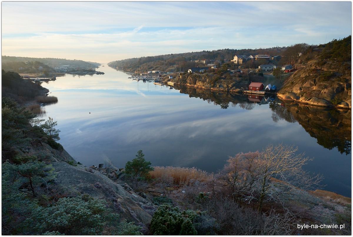 Ytre Hvaler park narodowy norwegia