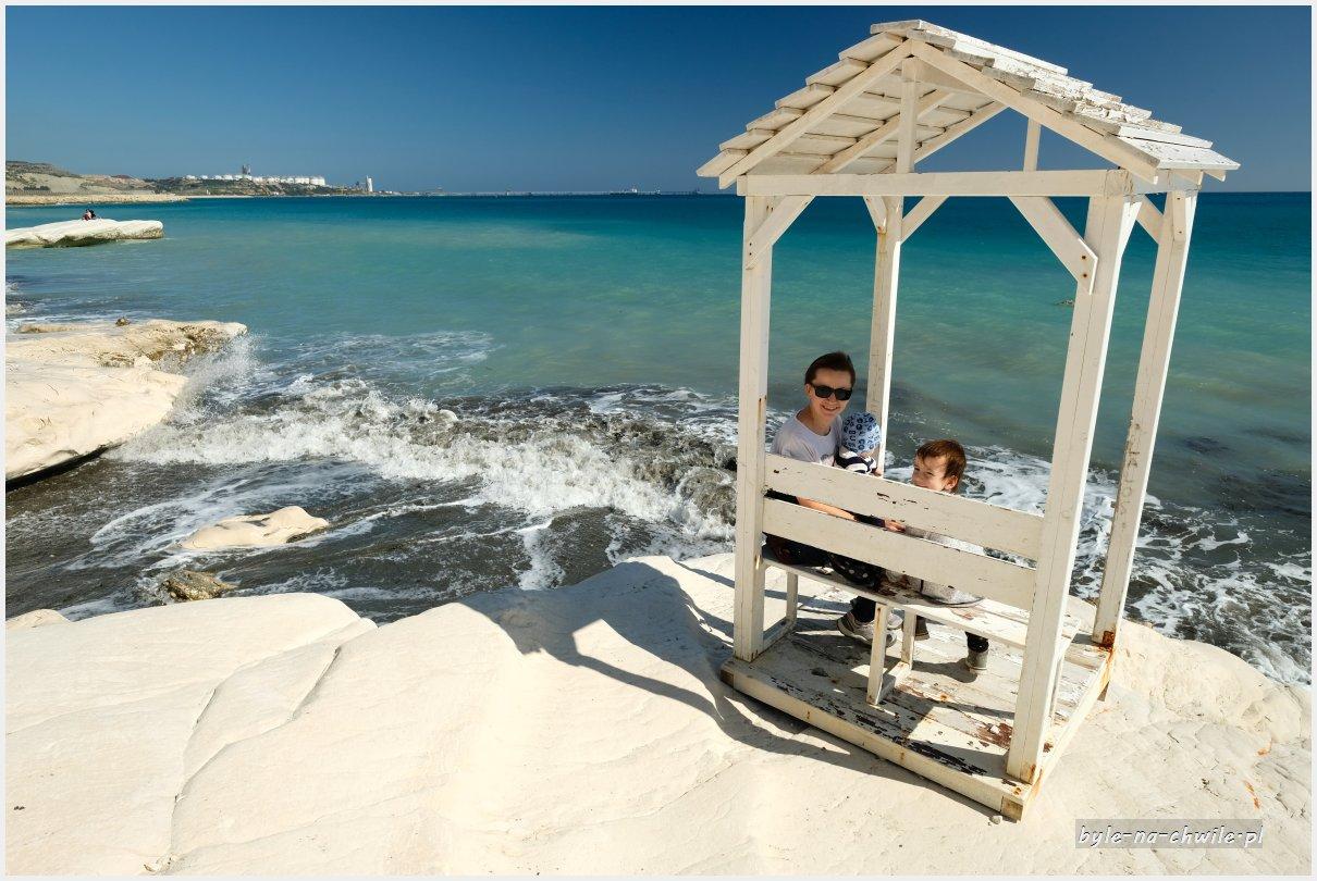 plaża gubernatora cypr