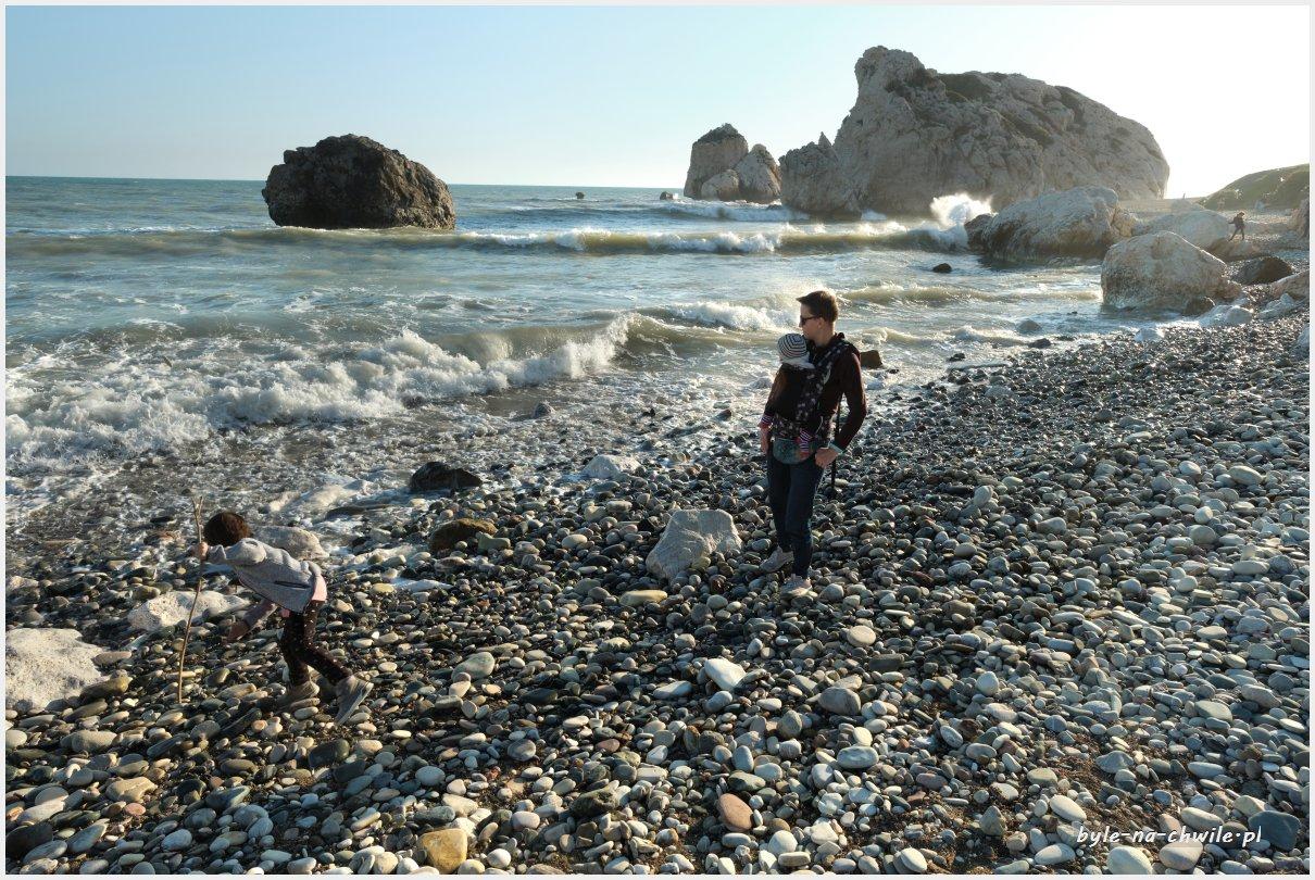 skała Afrodyty Cypr
