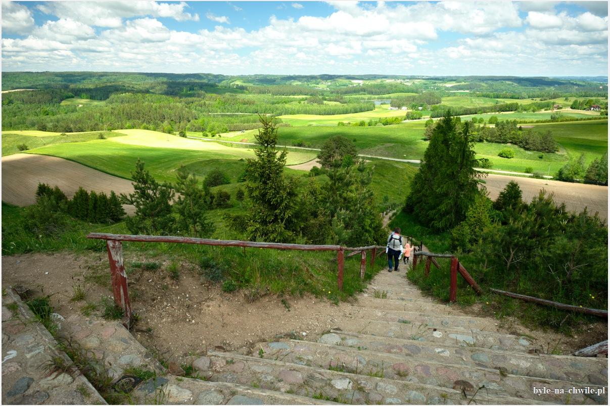 Cisowa Góra Suwalski Park Krajobrazowy