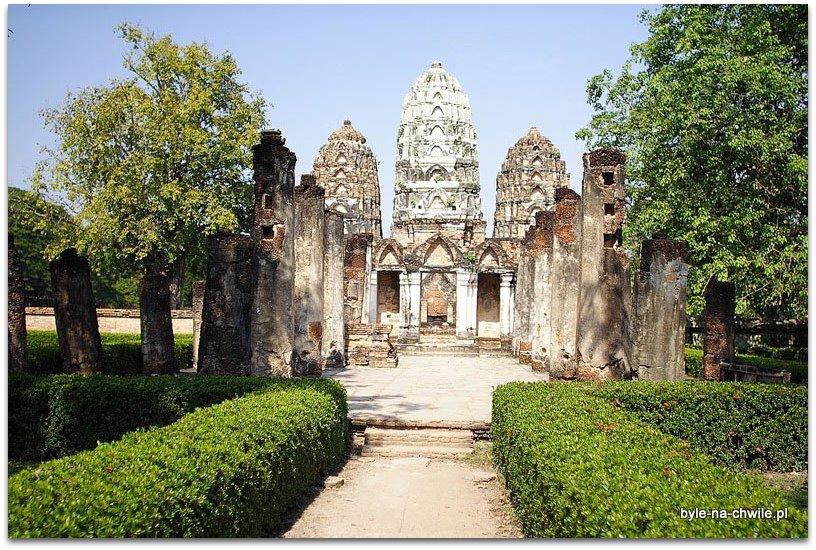 kompleks świątyń wSukhothai