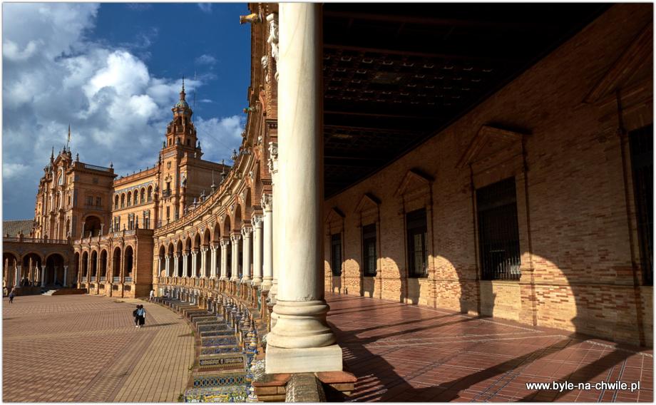 Plac Hiszpański Sewilla