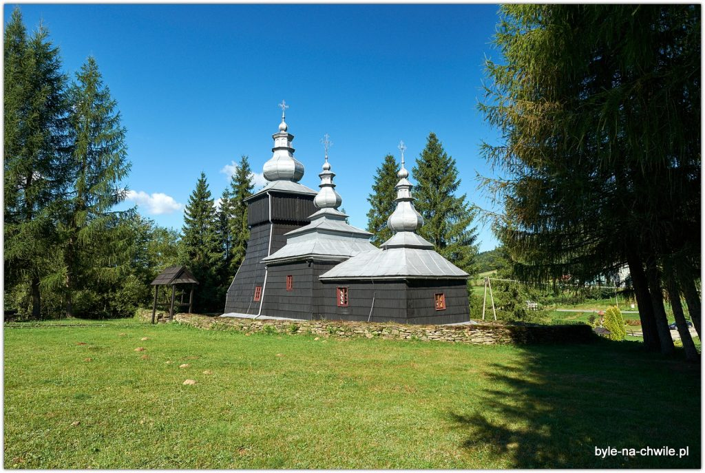 cerkiew św.Dymitra wCzarnej