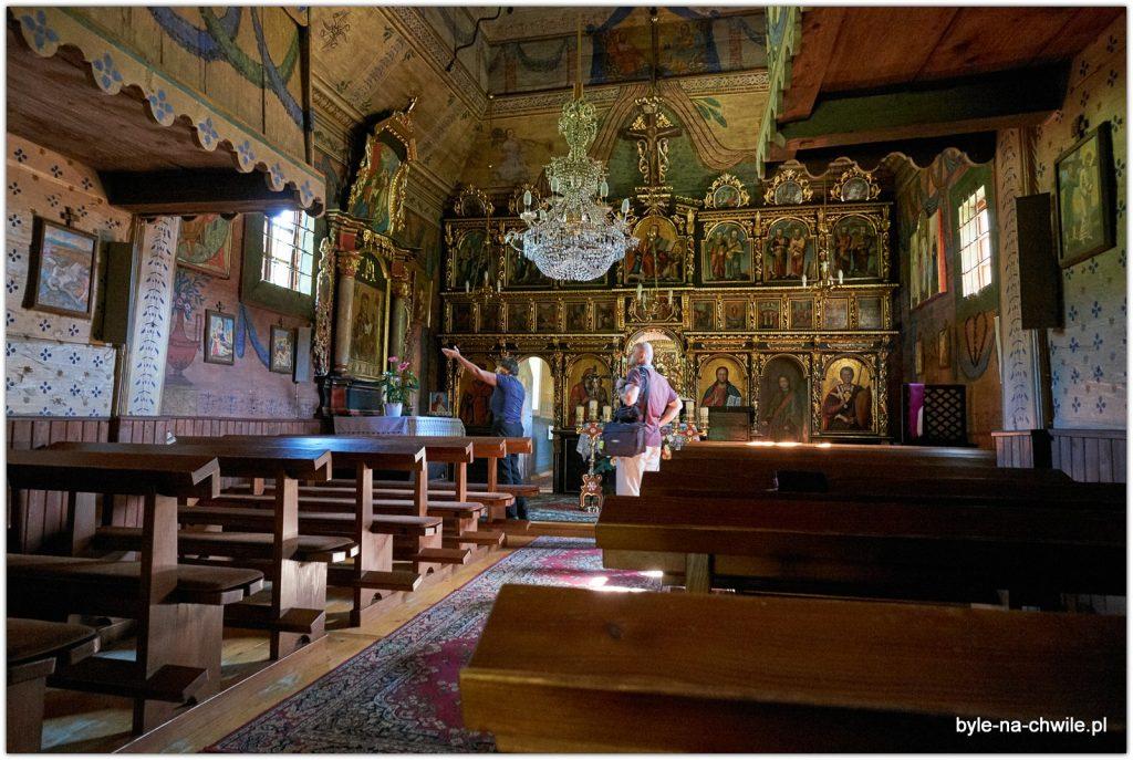 cerkiew wbeskidzie niskim