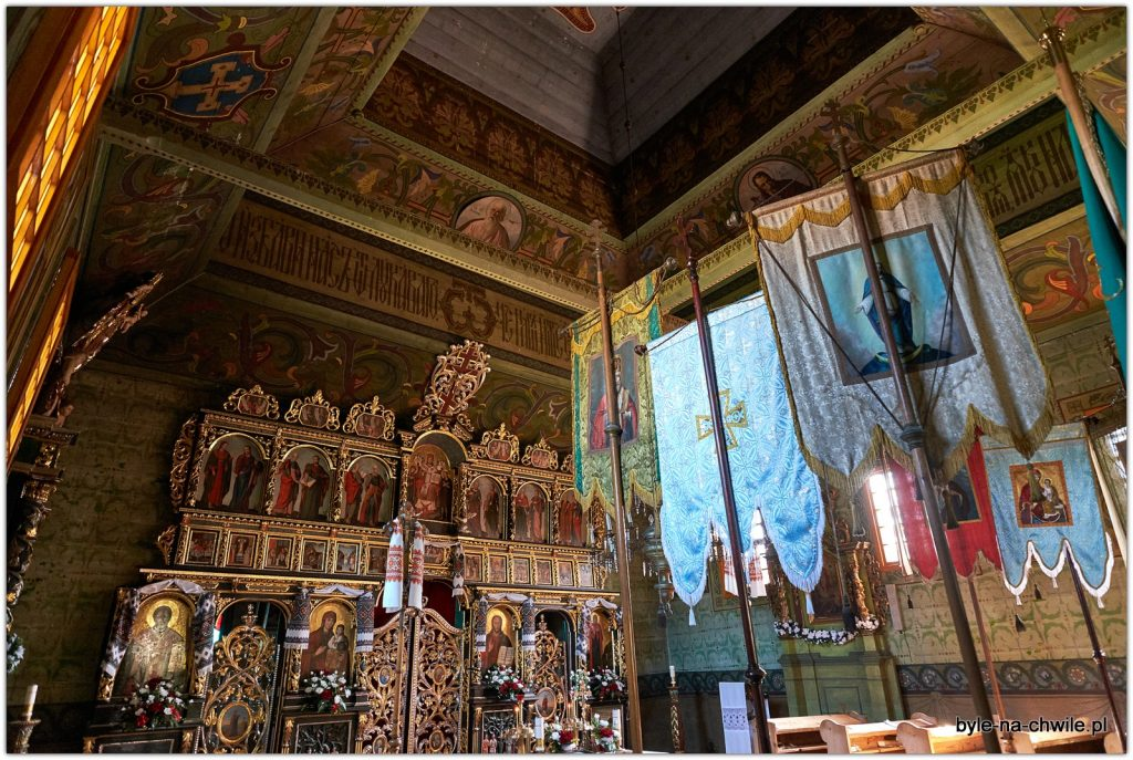 cerkiew św.Parskewy wUściu Gorlickim