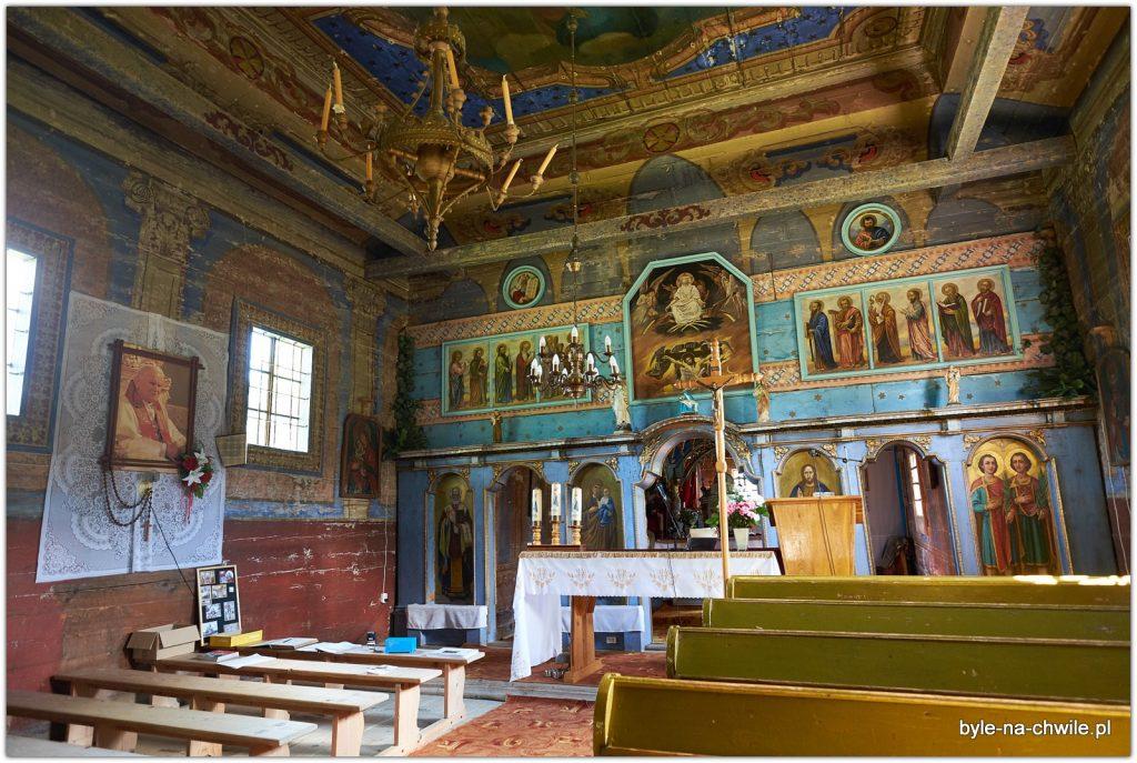 cerkiew św.św.Kosmy iDamiana wSkwirtne