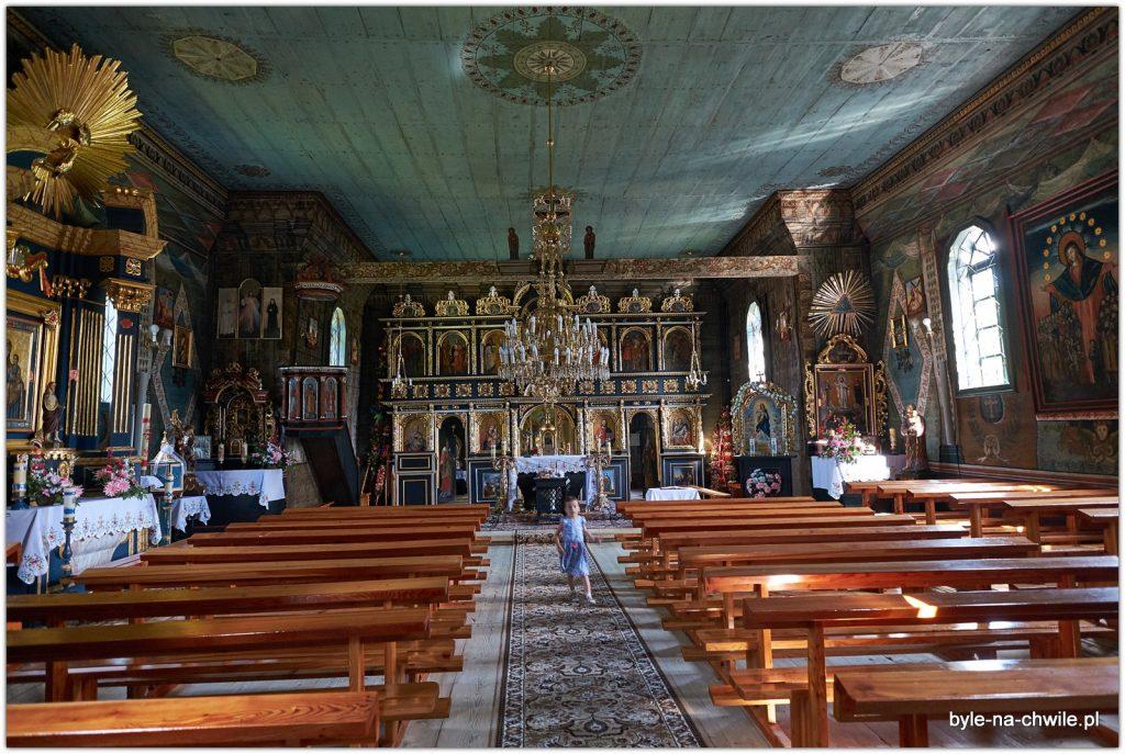 cerkiew św.Michała Archanioła wBrunarach
