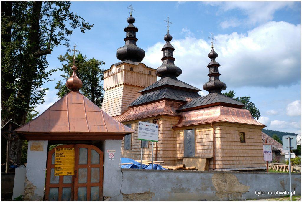 cerkiew Wysowa Zdrój