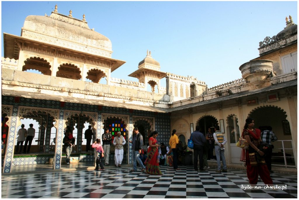 pałac miejski Udajpur