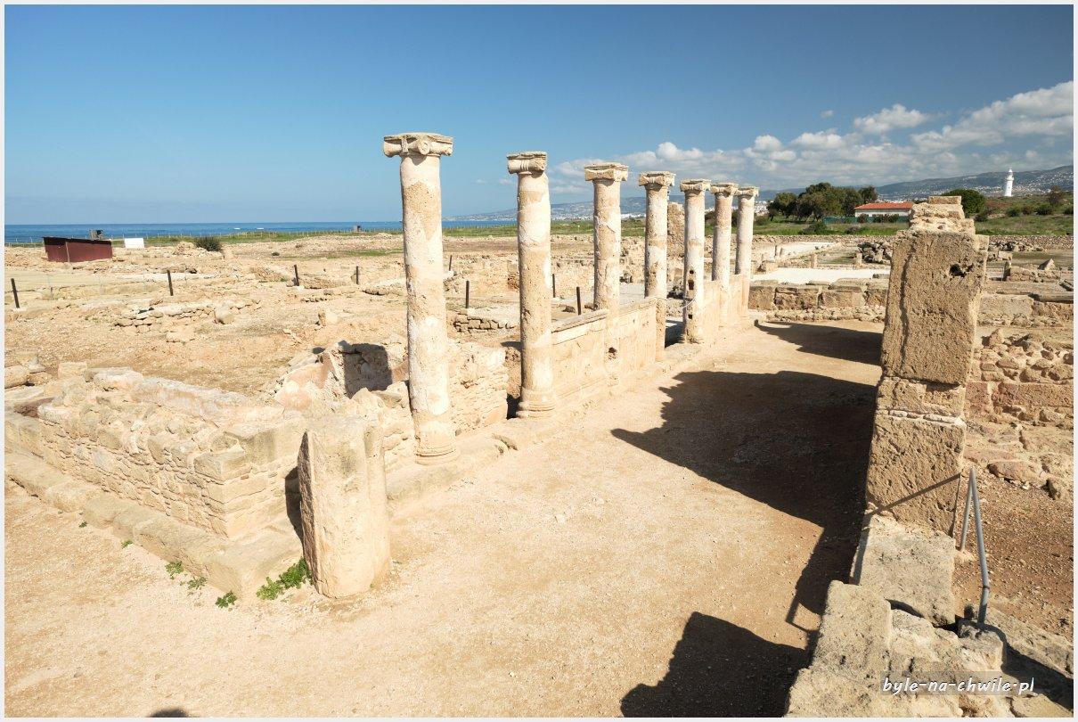 pafos cypr mozaiki