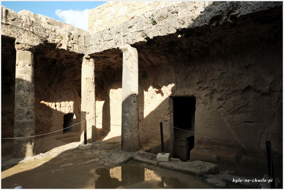 grobowce królewskie pafos