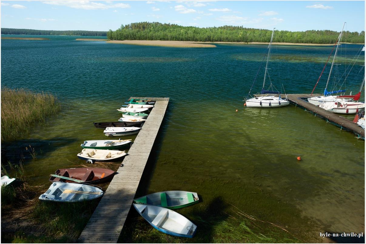 Bryzgiel jezioro Wigry